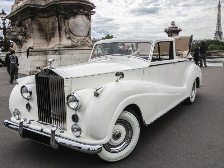 ROLLS ROYCE Silver Wraith Landaulet 3
