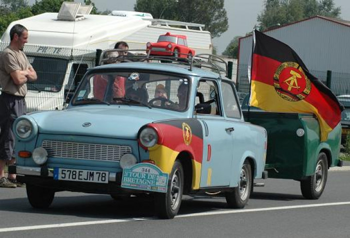 TRABANT P 601 Berline 0