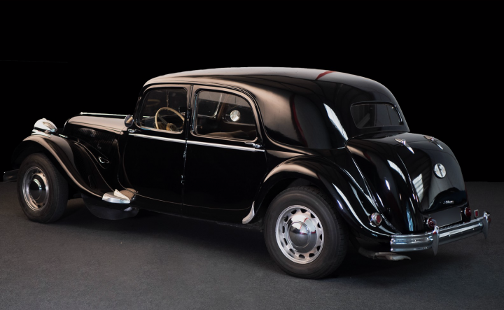 CITROEN Traction 15 / 6 Cylindres 2