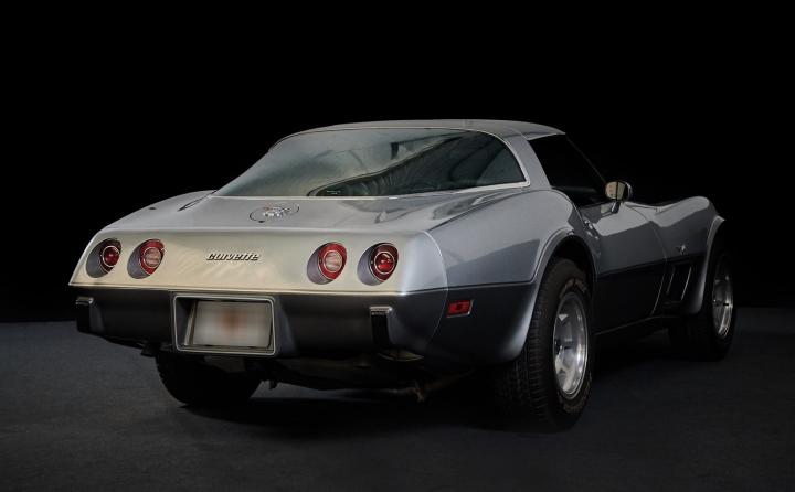CHEVROLET Corvette C3 Injection  2