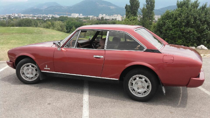PEUGEOT 504 COUPE 0