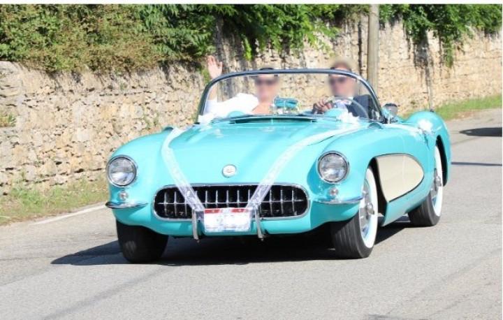 CHEVROLET Corvette C1 2