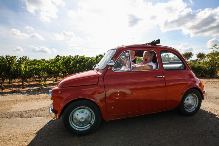 FIAT 500 R 4