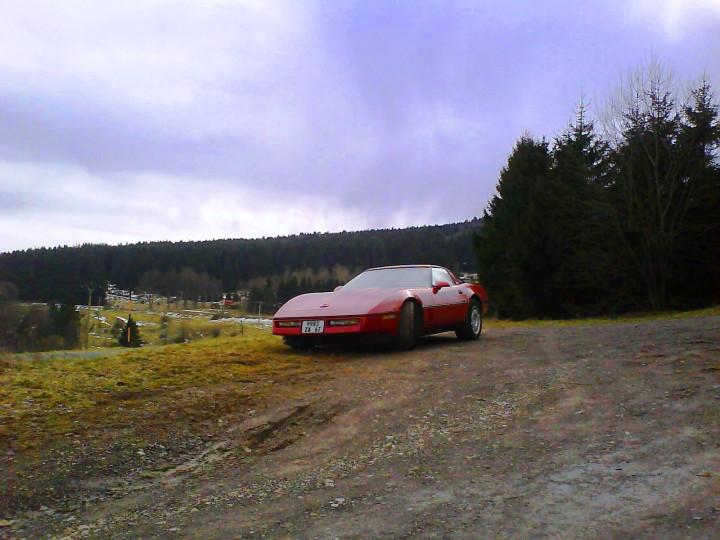 CHEVROLET Corvette c4 2