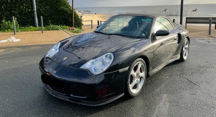 PORSCHE 911 Type 996 TUrbo CABRIOLET 3