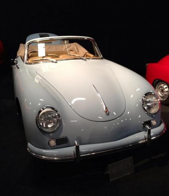 PORSCHE 356 Speedster 0