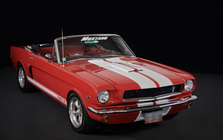 FORD Mustang Gt 350 Cabriolet 0