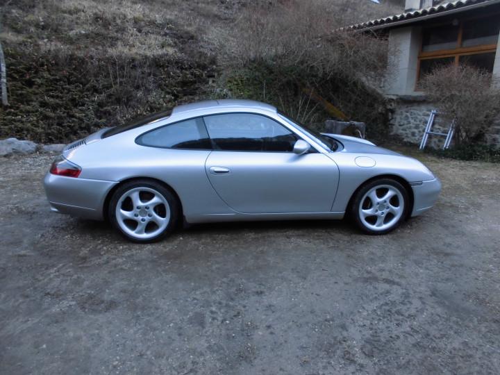 PORSCHE 911 996 0