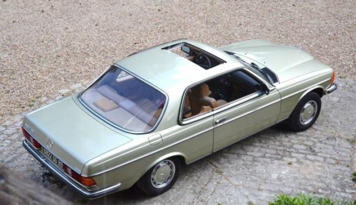 MERCEDES Type 123 230 CE coupé 2