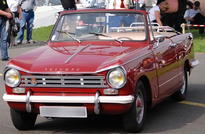 TRIUMPH Herald / Cabriolet 0